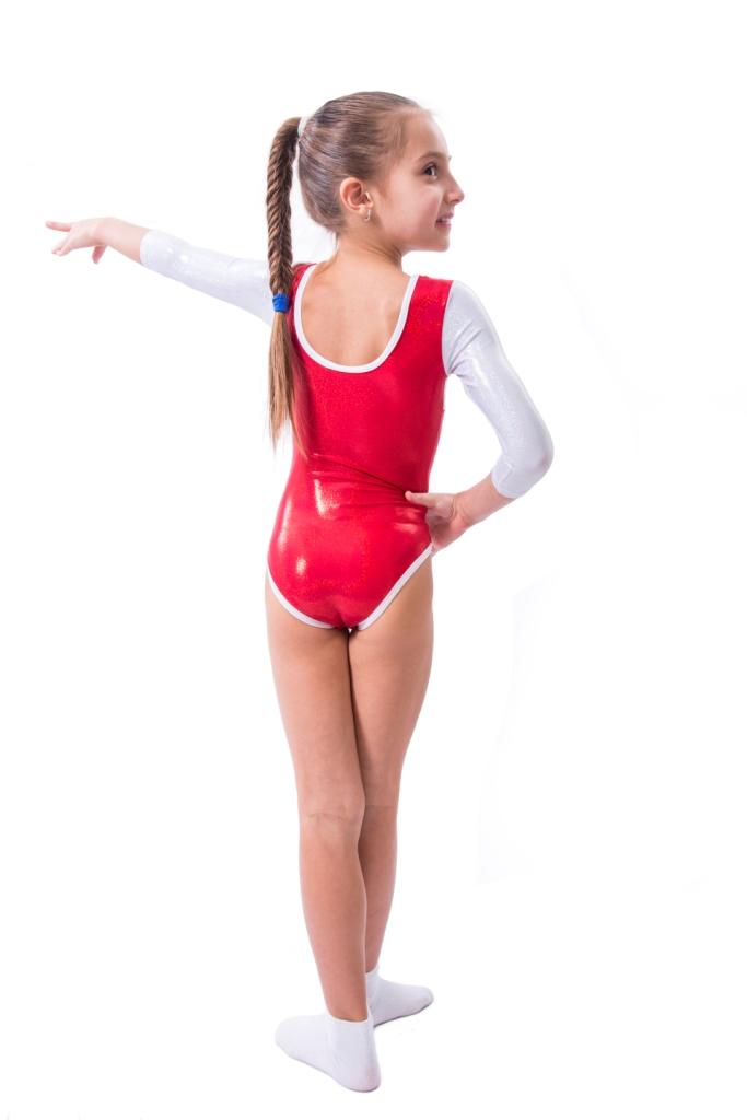 Купить Купальник Для Спортивной Гимнастики Для Девочек